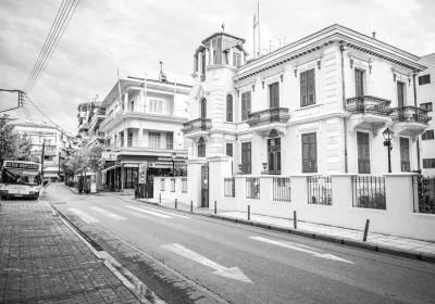 Μνημεία του αστικού πολιτισμού της Κατερίνης όταν η πόλη αριθμούσε 3750 κατοίκους