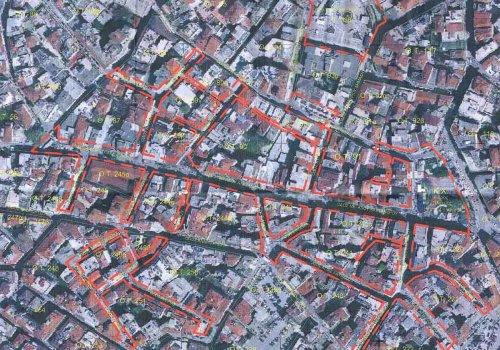 Μεγάλη συμμετοχή στον αρχιτεκτονικό διαγωνισμό για την ανάπλαση του δικτύου πεζοδρόμων της Κατερίνης