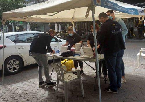 Διενέργεια δωρεάν τεστ covid στην πόλη της Κατερίνης και στην Ανδρομάχη