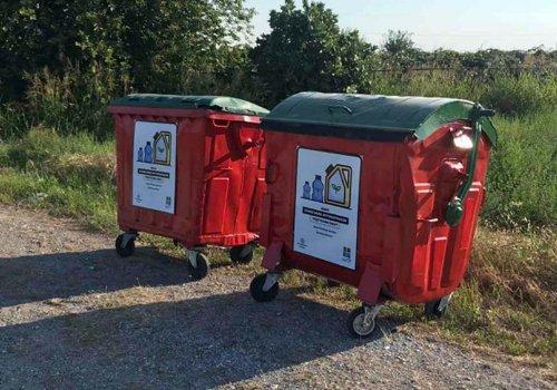 Ανακύκλωση πλαστικών συσκευασιών φυτοφαρμάκων στο Δήμο Δίου - Ολύμπου