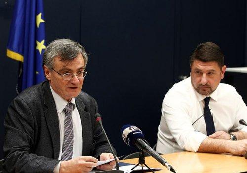 Σ. Τσιόδρας: Αυξάνεται ο αριθμός ενεργών εστιών στη χώρα