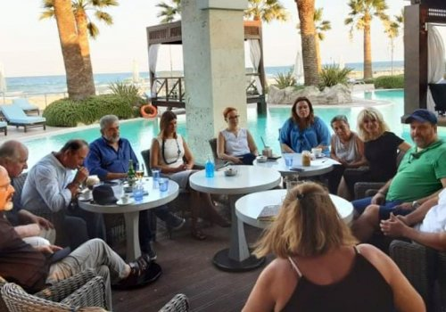 Συνάντηση εργασίας στελεχών του ΣΥΡΙΖΑ με τουριστικούς φορείς της Πιερίας