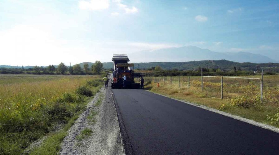 Χρηματοδότηση για έργα αγροτικής οδοποιίας μέσω του προγράμματος «Αντώνης Τρίτσης»